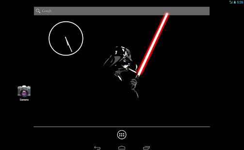 Darth Vader Live Wallpaper Screenshot