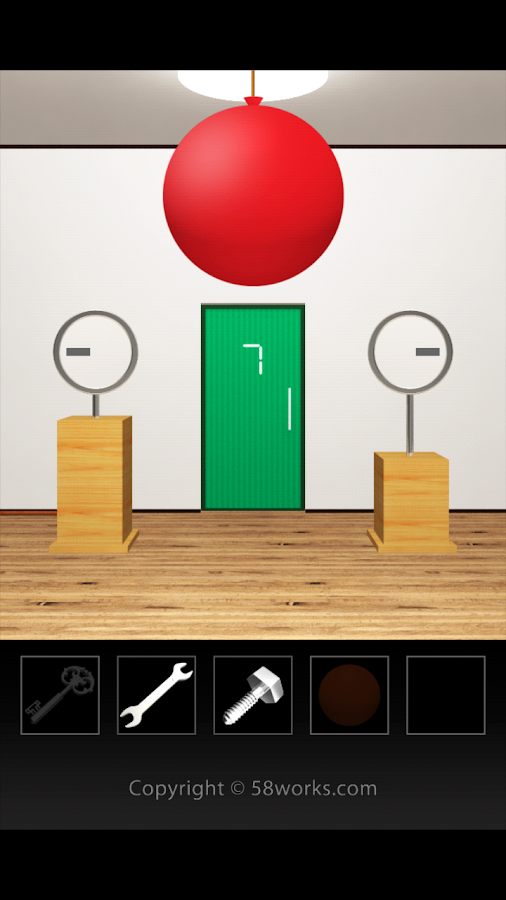 DOOORS4 - room escape game -- screenshot