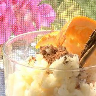 Spanish Rice Pudding