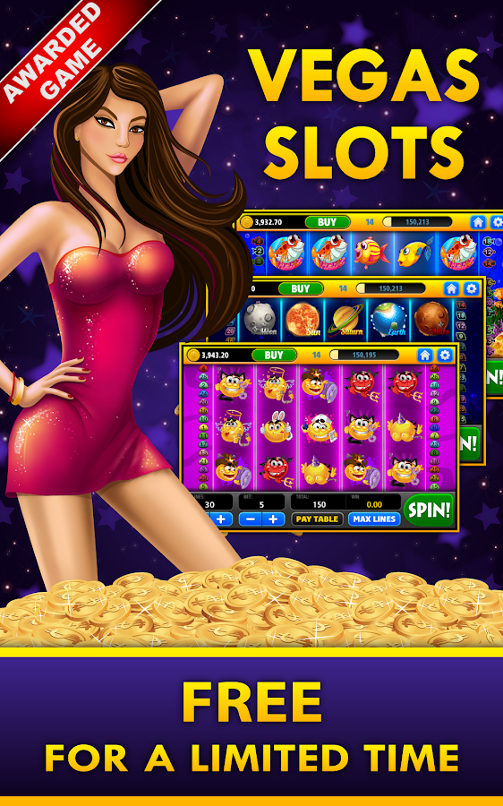 Slot & Pepper Slots - Play MultiSlot Slot Machines for Free