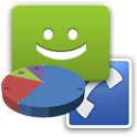 Call & SMS Stats icon