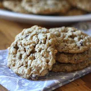 Soft Chewy Oatmeal Chocolate Chip Cookies ~ Gluten Free or Not.