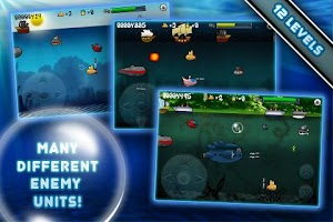 Screenshot of Battle Submarine