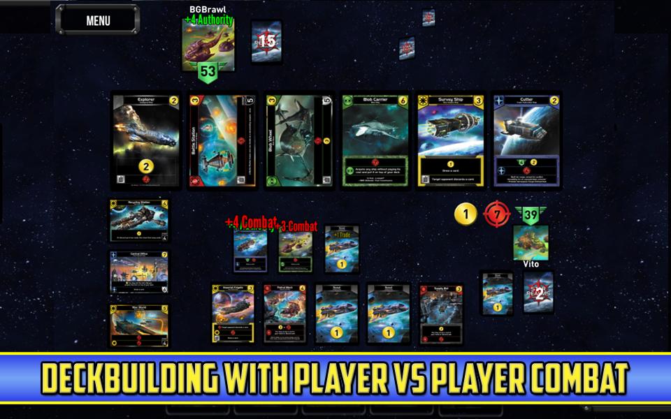 Star Realms screenshot #3