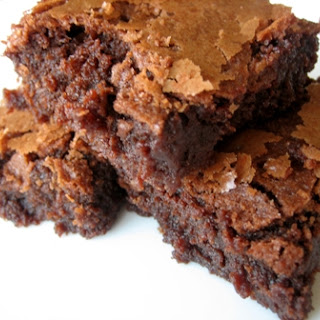 French Chocolate Brownies.