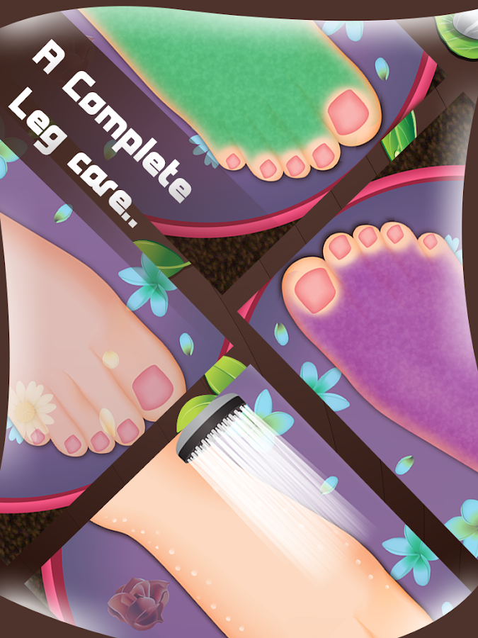 Princess Pedicure - screenshot