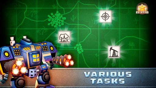 Steel Mayhem: Robot Defender