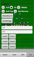 Screenshot of Playbook Android