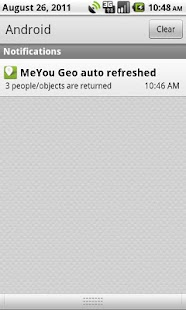 MeYou Geo BETA - screenshot thumbnail