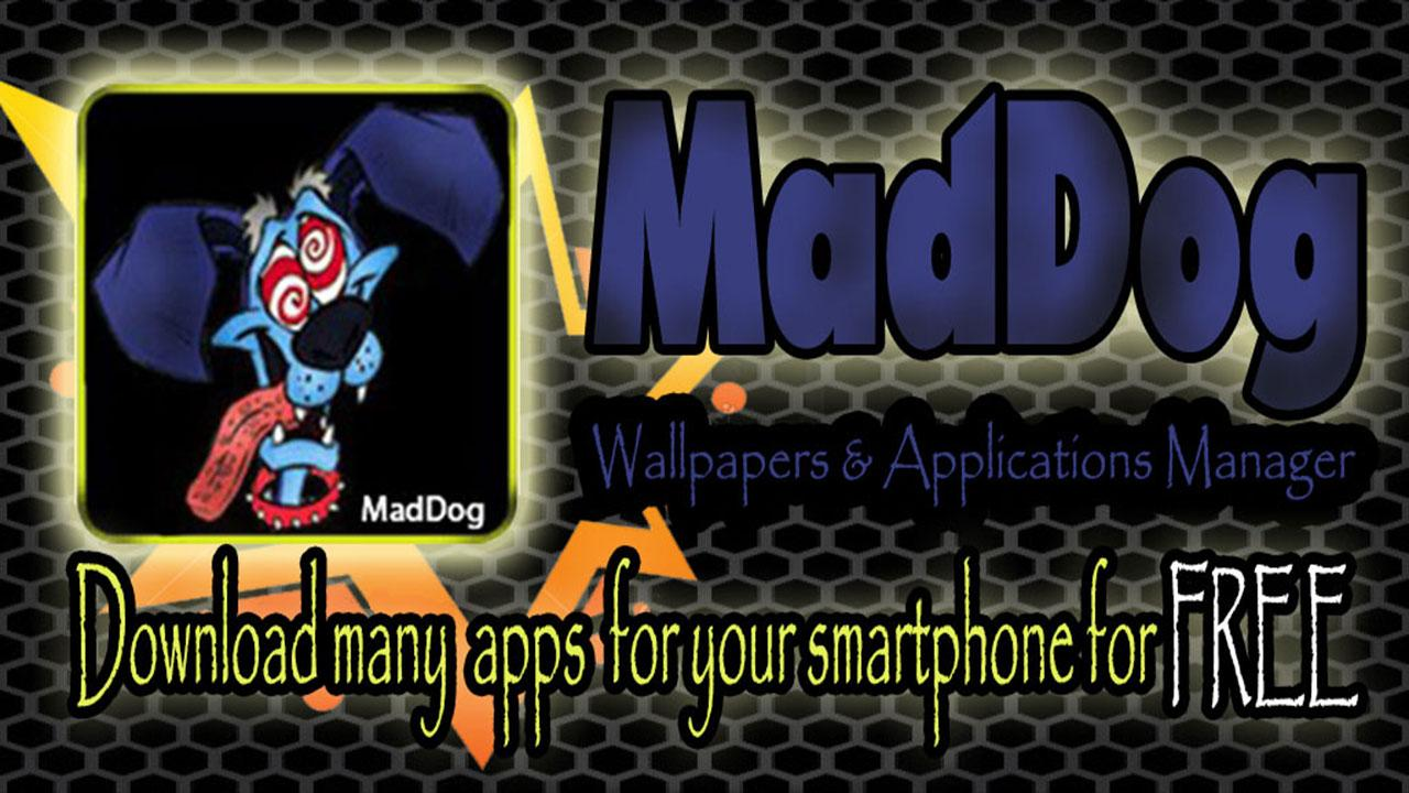 Maddog - LWP & APPS Manager - screenshot