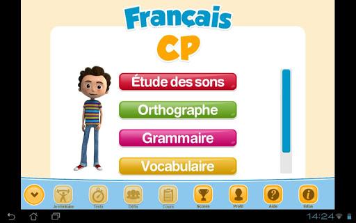 ExoNathan Français CP