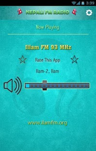 Nepali FM Radio - screenshot thumbnail