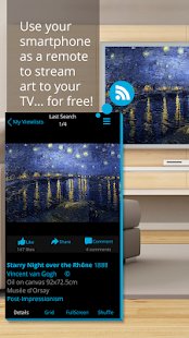 Artkick: Art for Free on TV- screenshot thumbnail