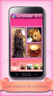 Photo Collage Love Pics screenshot