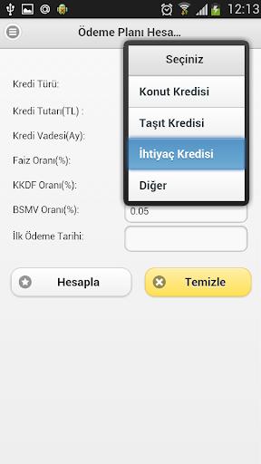 Kredi Hesapla Pro