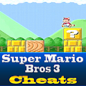 Super Mario Bros 3 Cool Cheats logo