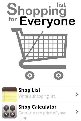 免費下載購物APP|Shopping List for everyone app開箱文|APP開箱王