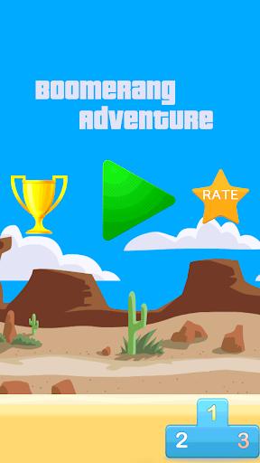 Boomerang Adventure