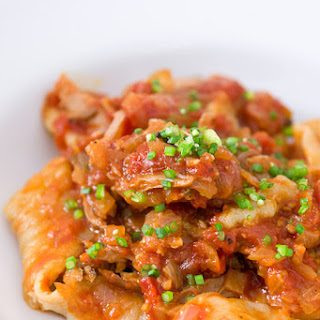 Five Spice Duck Ragù