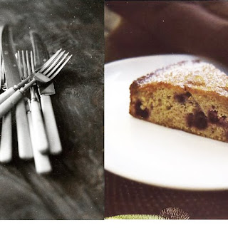 Almond Cherry Cake