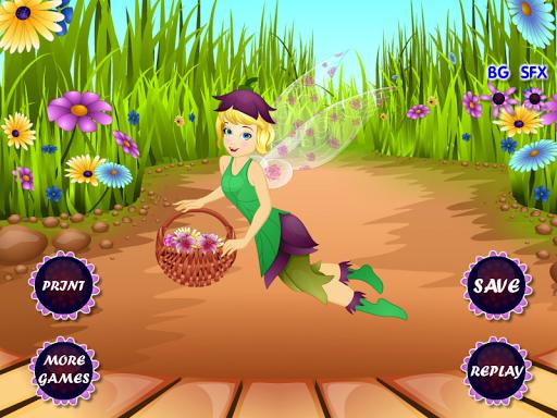 無料休闲Appの妖精の花女の子ゲーム|記事Game