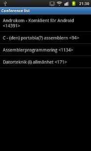 Androkom- screenshot thumbnail