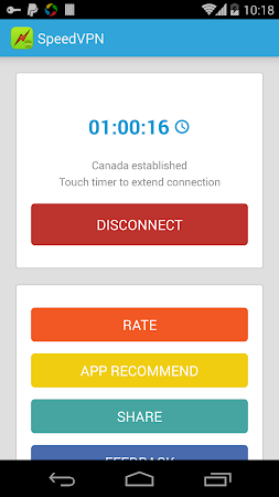 SpeedVPN Best Free VPN 1.3.5 screenshot 49558
