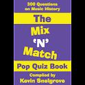 The Mix 'N' Match Pop Quiz Boo logo