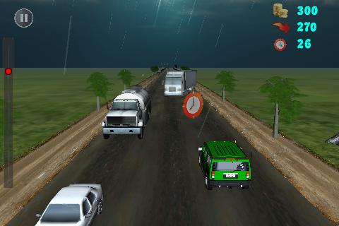 Turbo Hot Speed Car Racing 3D