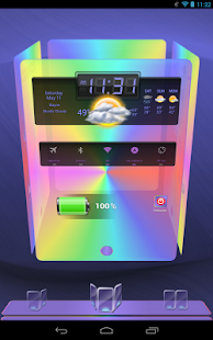 Next Launcher 3D Pastels - screenshot thumbnail