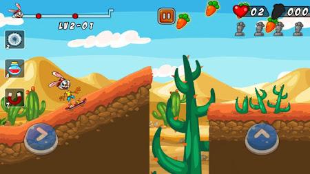 Bunny Skater 1.5 screenshot 8788