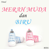 Novel Cinta Merah Muda & Biru
