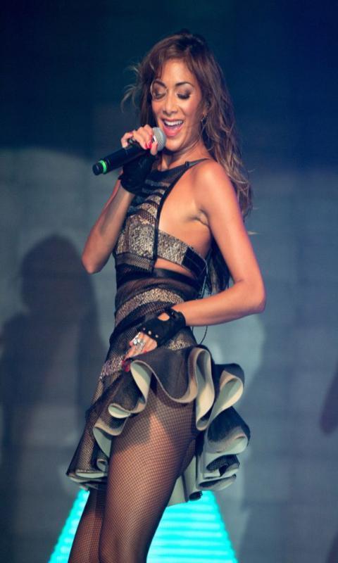 Nicole Scherzinger 2013 - screenshot