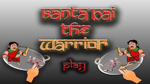 Kanta bai the warrior