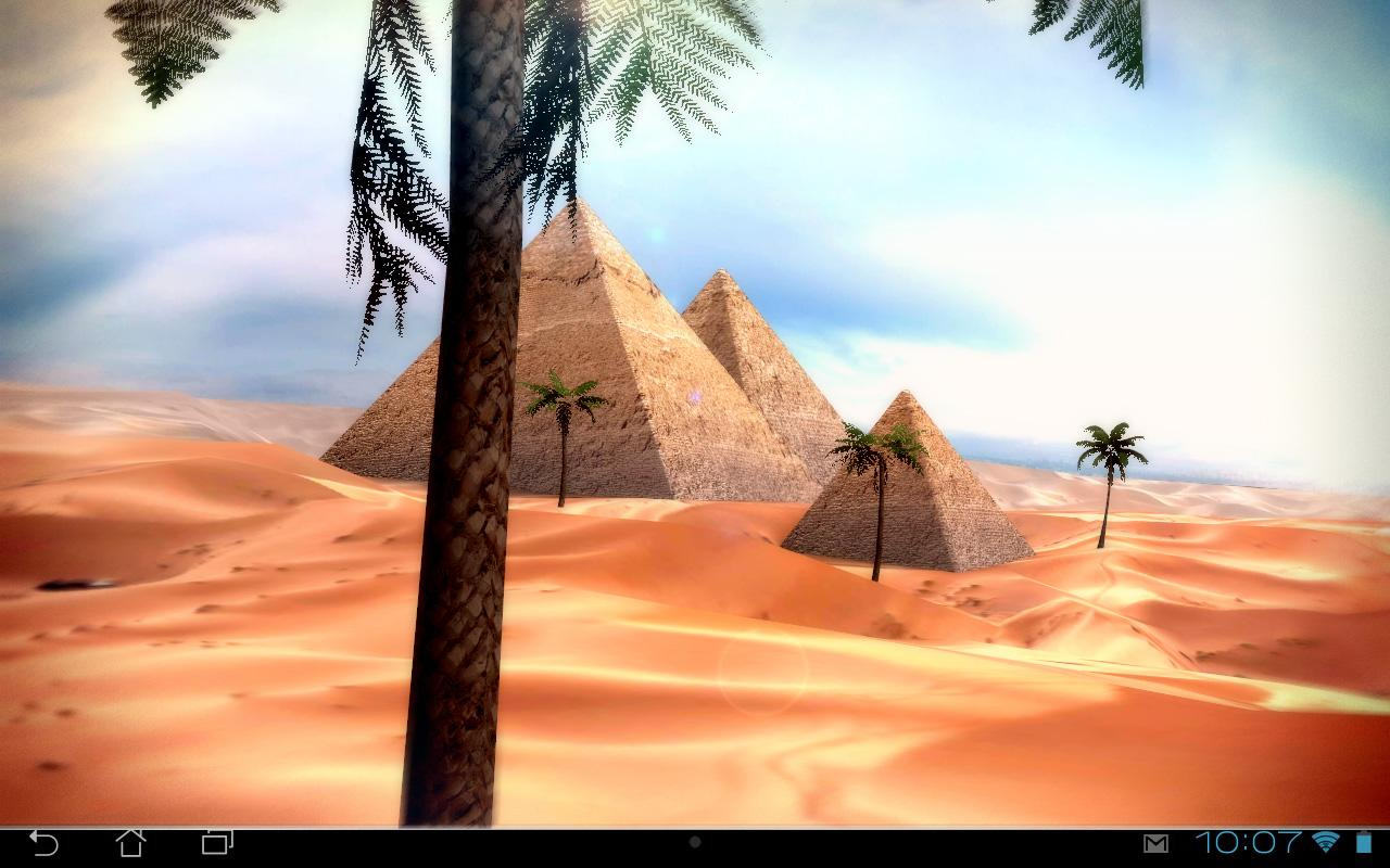 egypt 3d pro live wallpaper android apps on google play
