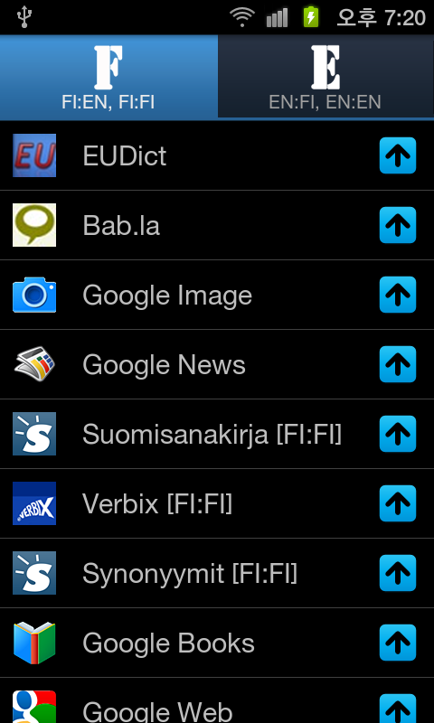All Finnish English Dictionary - Android Apps on Google Play