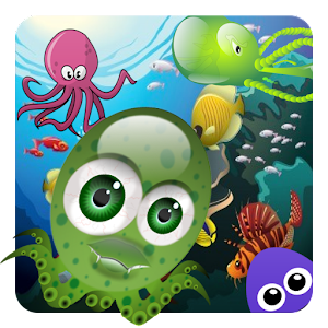 Jump The Legend Octopus for Android