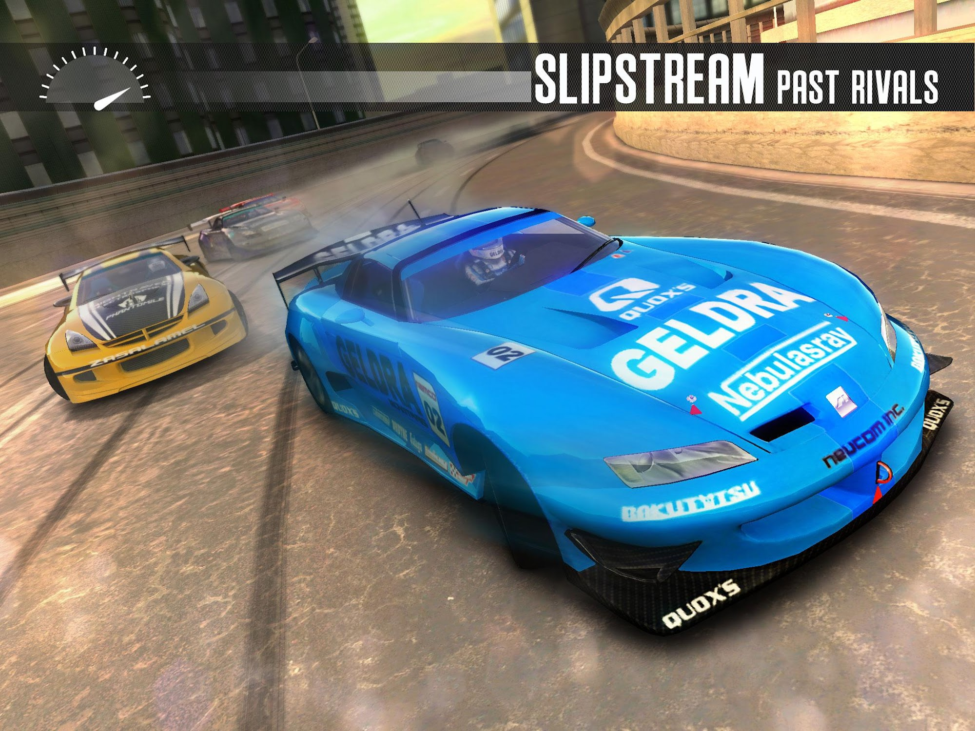 Ridge Racer Slipstream screenshot #2
