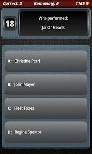 Song Match: 2011- screenshot thumbnail