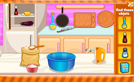 Ratatouille pizza 1.0.7 screenshot 624166
