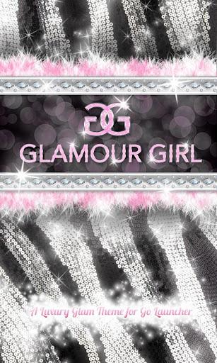 ★ Glamorous Go Launcher ★