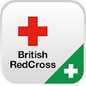 First aid by British Red Cross logo