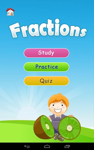 Fraction - Math 1st grade