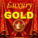 Luxury Gold apex / GO Launcher logo