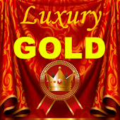 Luxury Gold apex / GO Launcher