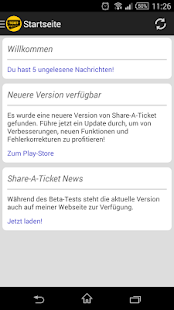 Share-A-Ticket- screenshot thumbnail