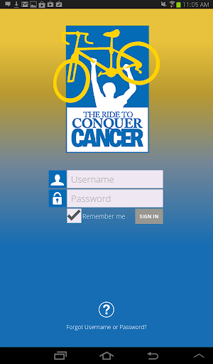 The Ride to Conquer Cancer AU.