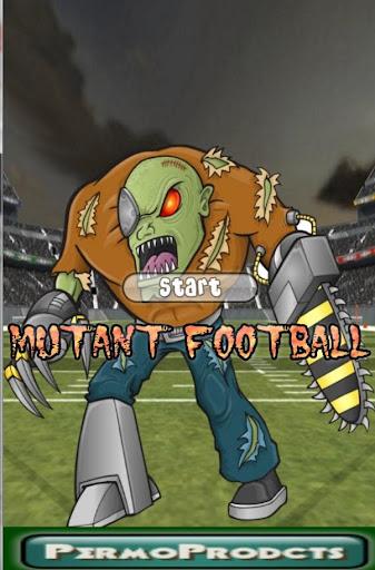 Mutant Football
