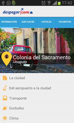 Guía de Colonia de Sacramento