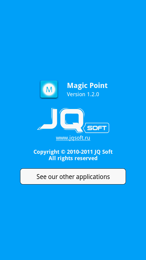 Magic Point - screenshot
